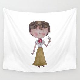 Princess Ann Roman Holiday Wall Tapestry