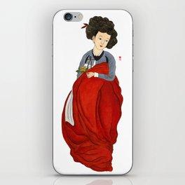 Mi-in-do 1800s_Solnekim iPhone Skin