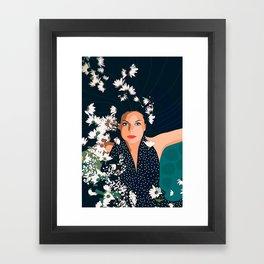 Drowning in Love Framed Art Print
