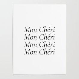 Mon Chéri Poster