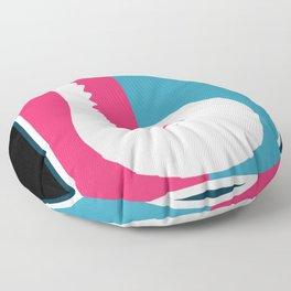 Pangolin Sports Logo Floor Pillow