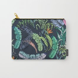 Tropical Jungle Vibes 2 Carry-All Pouch