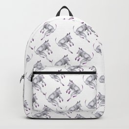Dogs pattern Backpack