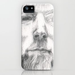 Marshall - People I Know iPhone Case