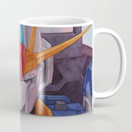 Zeta Gundam Coffee Mug