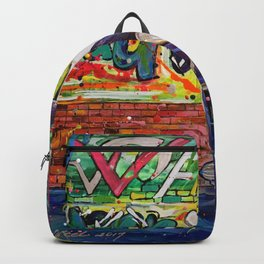 """Happy Trails"" Backpack"