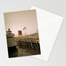 View of Alcatraz - The Rock Stationery Cards