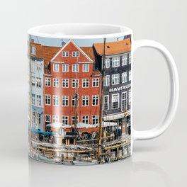 Nyhaven - Copenhagen, 2016 Coffee Mug