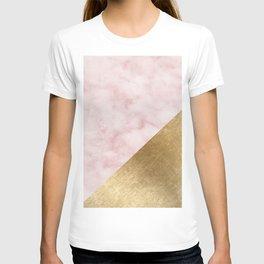 Golden Sivec Rosa T-shirt