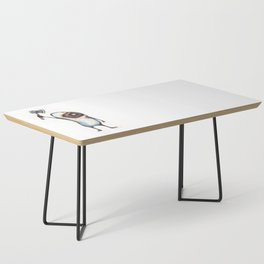 Beanman with Axe Coffee Table