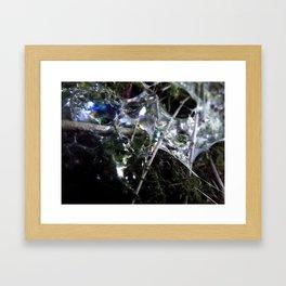 slip Framed Art Print