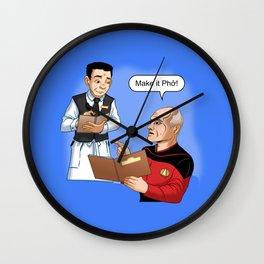 Make it PHO! Wall Clock