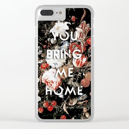 HARRY STYLES - Sweet Creature Clear iPhone Case