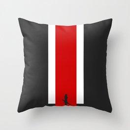 The Effect (FemShep - Clean) Throw Pillow