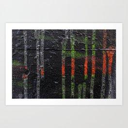 Toil Art Print
