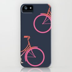 Bike iPhone (5, 5s) Slim Case