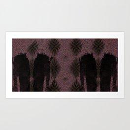 BrainWash I Art Print