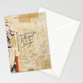 ə-ˈdik-shən Stationery Cards