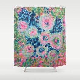 Dream Vacay Shower Curtain