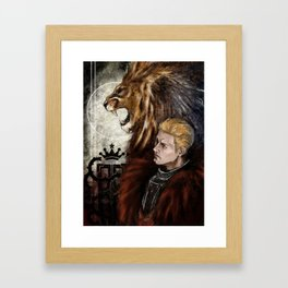 Dragon Age Inquisition - Cullen - Fortitude Framed Art Print