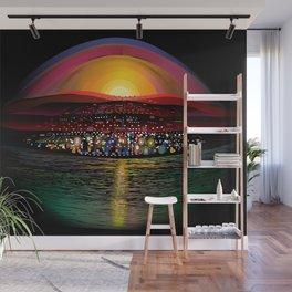 Angel Island Wall Mural