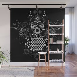 mysterious pattern Wall Mural