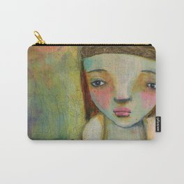 Queen of Everything Carry-All Pouch