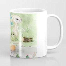 Fast as the rabbit Coffee Mug