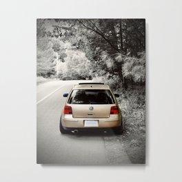 Mk4 GTI Metal Print