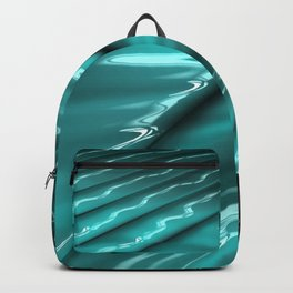 Lapping - Fractal Art Backpack