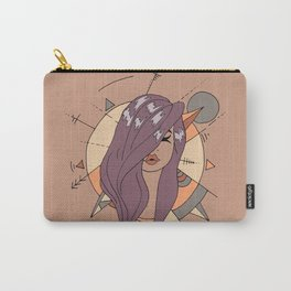 plumy Carry-All Pouch