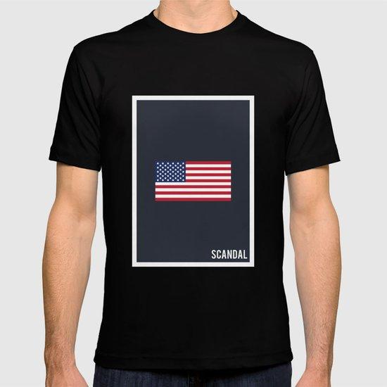 Scandal - Minimalist T-shirt