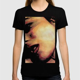 You're No Angel (sexy pop art painting) T-shirt
