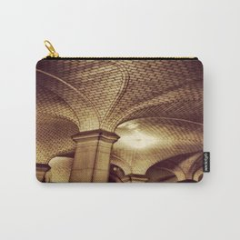 Downtown Subway Station, NYC Carry-All Pouch