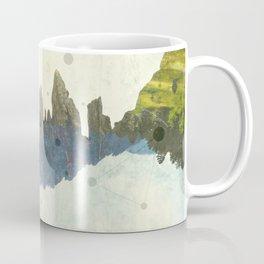 Floating Flatirons Coffee Mug