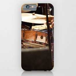 Brian Blade and the Fellowship Band. XII Panama Jazz Festival iPhone Case