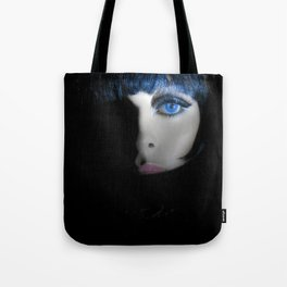 """""""THE PASSERBY"""" Tote Bag"""