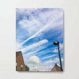Sky III Metal Print