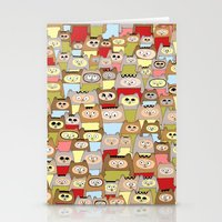 bears Stationery Cards featuring bears! by Asja Boros
