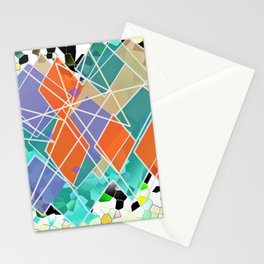 diamond in the sun Stationery Cards