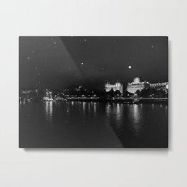 View From Waterloo Bridge #03 Metal Print