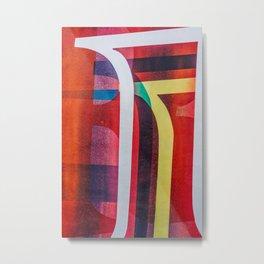 abstract colors 2 Metal Print