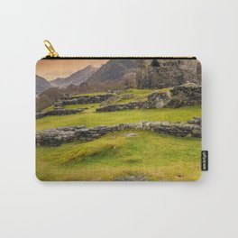Dolbadarn Castle Snowdonia Wales Carry-All Pouch