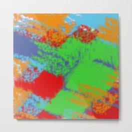 colorful background #society6 #printart #buyart #decor Metal Print