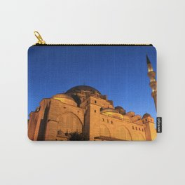 Suleymaniye mosque in istanbul Carry-All Pouch
