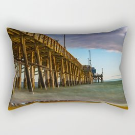 Smoke on the Water Rectangular Pillow