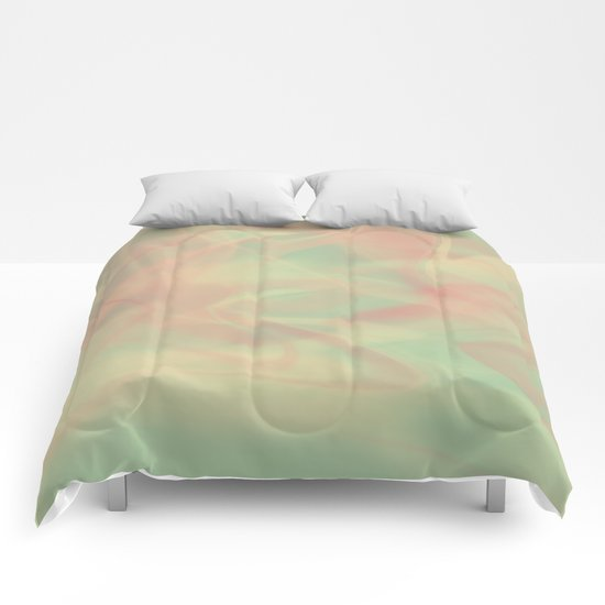 Vintage Swirl Comforters