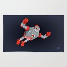 Jaianto Punch-Robo Rug