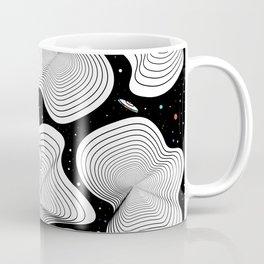 Worlds Apart Coffee Mug