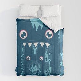 Full. Comforters